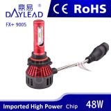 faro di 6000k 4800lm LED con il chip di Philips