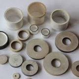 A medida que diverso tamaño del tubo de cerámica piezoeléctrica