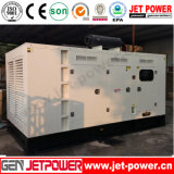 Generador diesel silencioso insonoro de Cummins Engine 100kw 125kVA