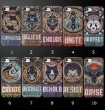 Het hete Beeldverhaal van de Verkoop dat met het Lichte Geval van de Telefoon van de Cel voor iPhone 7 7 in reliëf wordt gemaakt plus