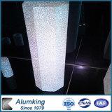 Schuim van de Honingraat van het Aluminium van het marmer/van het Graniet/van de Travertijn het Steen Bedekte voor Muren