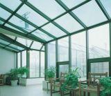 Sunroom de alumínio com vidro dobro - Pnocsr004