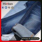 Tissu en jean extensible à deux fils pour hommes