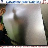 Bobine en acier de Galvalume en aluminium de l'aluminium G550 Az150 de matériau de construction