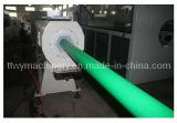 Cadena de producción plástica de la protuberancia del tubo de agua del HDPE