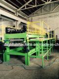 Rodillo del panel de la PU que forma la máquina
