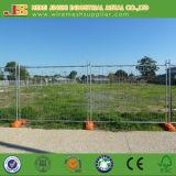 Гальванизированный тип временно разделительная стена Австралии сделанная в Китае