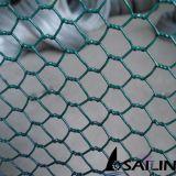 Sailin 안전한 무기물 벽을%s 6각형 치킨 와이어 메시