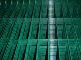 Panneau soudé par plastique de treillis métallique (039)