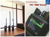 Radio portable critique de 37 à 50 MHz dans P25 et analogique pour la résolution de système critique