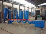 Secador da tubulação do fluxo de ar para a rapagem de madeira da serragem/madeira (HGJ)