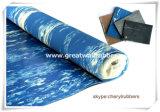 Reichweite bescheinigt Gummimatte für Gleitschutz-, Gummifußboden, Anti-Gummi Bodenbelag