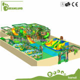 2017 Commercial Kids Custom Jungle Theme Indoor Playground para venda