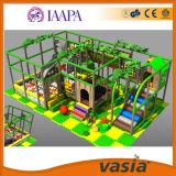 Vasiaキャンデーシリーズ子供の屋内運動場の安い販売