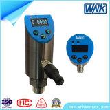 Intelligenter 4-20mA/0-5V/0-10V Digital Druck-Übermittler mit PNP/NPN Schaltung