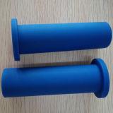 Kundenspezifische Formteil-Silikon-Gummi-Griff-Griff-Hülse für Fahrrad-Griff