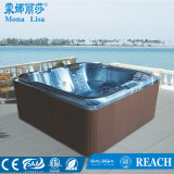 4 persoon AcrylSquare Massage Outdoor SPA