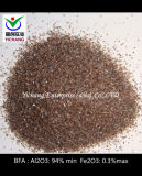 Aluminio Marrón Óxido de abrasivo Medios y refractarios materias primas