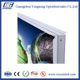 Alta qualidade: caixa leve do diodo emissor de luz do frame da pressão do lado do dobro da espessura de 43mm