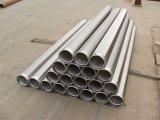 Filtro para pozos del petróleo del filtro para pozos del agua del alambre de la cuña de Johnson del acero inoxidable