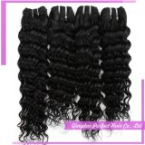 Tessuto brasiliano dei capelli umani dell'onda del tessuto profondo dei capelli