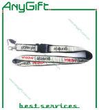 Customized Logo (LAG-LY-10)の編まれたLanyard