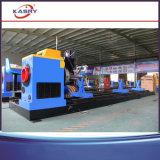 Edelstahl-Rohr-Ausschnitt China CNC-Plamsa und fugen Maschine