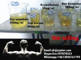 Esteróide 250mg/Ml da injeção de Enanthate Semi-Finshed da testosterona de Permixed