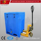 中国の製造業者の魚のクーラーボックス魚の交通機関ボックス交通機関ボックス冷たい鎖ボックス