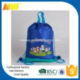 Saco de Drawstring de moda infantil com mochila
