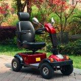 セリウムEn12184: 2009の4つの車輪のハンディキャップのための電気移動性のスクーター
