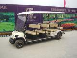 Тележка гольфа пассажира фабрики 11 (Лт-A8+3)