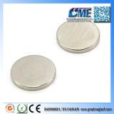Wenig Platte-Zylinder-Neodym-seltene Massen-Magnet