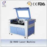 Cortador do laser do CO2 60 watts de Dimen: Ce de 90X60cm aprovado
