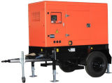 Jogo de gerador Diesel 144kw 180kVA do carro portátil móvel do reboque (1006c-E66tag4)