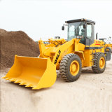 Cummins Engineとの10ton Wheel Drived Payloader