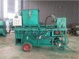 Steuerung-Förderband der materiellen Stroh-Ballen-Presse, emballierenmaschine, Presse-Block