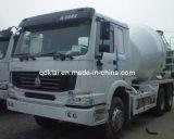 De Vrachtwagen van de Concrete Mixer van de Capaciteit van Sinotruck HOWO 6X4 9cbm