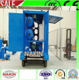 Filtration de pétrole de transformateur de pompe de vide de D'or-Fournisseur, épurateur de pétrole