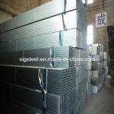 Tubo de acero cuadrado galvanizado hecho en China