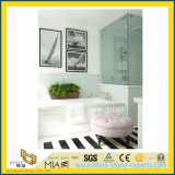 Home, Hotel를 위한 백색 Artificial Quartz Bathroom Vanity Tops