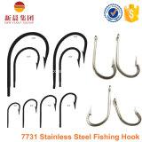 Sharpendedポイント銀カラーステンレス鋼の採取ホック7732