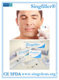 Заполнитель косметик Hyaluronic кислоты Singfiller Ce для извлекать морщинки