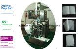 Automatische Spiritus-Unterseiten-Wischer-Verpackmaschine