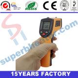 Termômetro infravermelho portátil; Termômetro infravermelho industrial sem contato