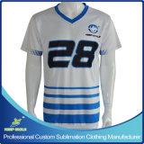 サッカーゲームのチームのための顧客用昇華印刷のサッカーのワイシャツ