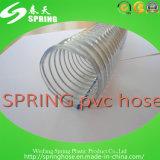 Transparenter Belüftung-Stahldraht-verstärkter Wasser-industrielle Einleitung-Wasser-Schlauch