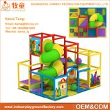 Weicher Innenkind-Spielplatz Equitmentt für die Kinder Vorschul
