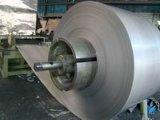 La bobine de l'acier inoxydable 201 a repéré la bobine roulée