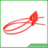 표시하는 안전 물개, 플라스틱 안전 꼬리표 (JY280D)